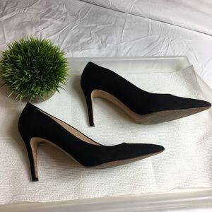 J. Crew Shoes - J. Crew Everly Suede Pumps